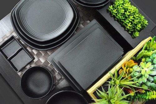 Bát đĩa melamine nên sử dụng cho nhà hàng, quán ăn nào?