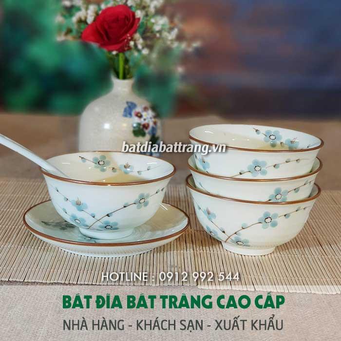 Địa chỉ cung Bảng giá bộ đồ ăn gốm sứ cho nhà hàng khách sạnbát đĩa cho nhà hàng cao cấp giá rẻ