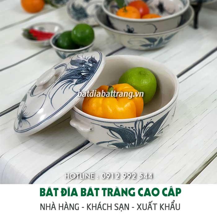 Tổng hợp bát đĩa đẹp giá rẻ cho quán ăn, nhà hàng món Việt