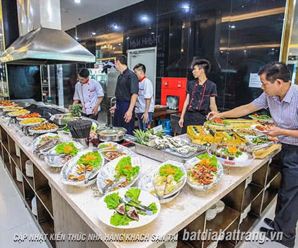 4 kiểu nhà hàng phổ biến và cách phục vụ đúng chuẩn