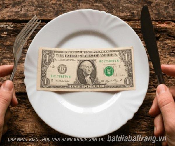 Quản lý chi phí thực phẩm cho nhà hàng khách sạn tốt nhất