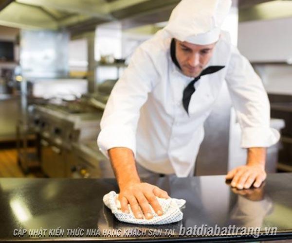 Hướng dẫn bảo quản đồ dùng bếp nhà hàng tốt nhất