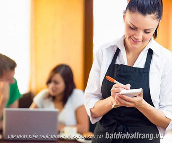 Cách tuyển dụng nhân viên phục vụ nhà hàng giỏi