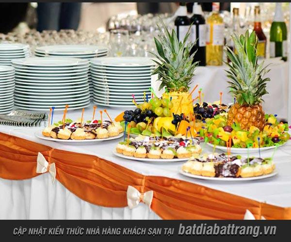 Mô hình kinh doanh nhà hàng buffet xu hướng thị trường