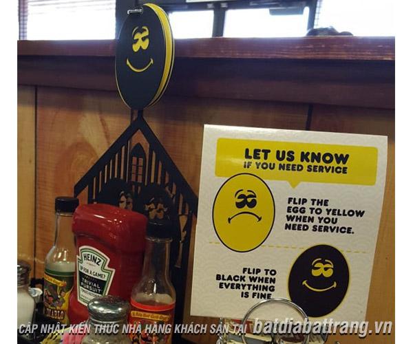 Ý tưởng sáng tạo giữ chân thực khách cho nhà hàng của bạn