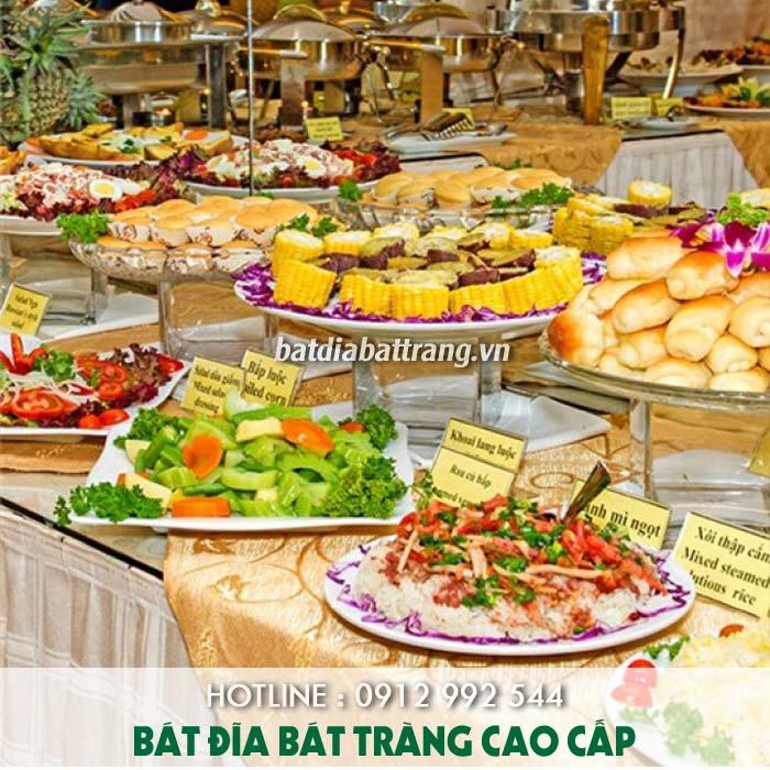 Mở nhà hàng buffet chay không chỉ dành cho người ăn chay