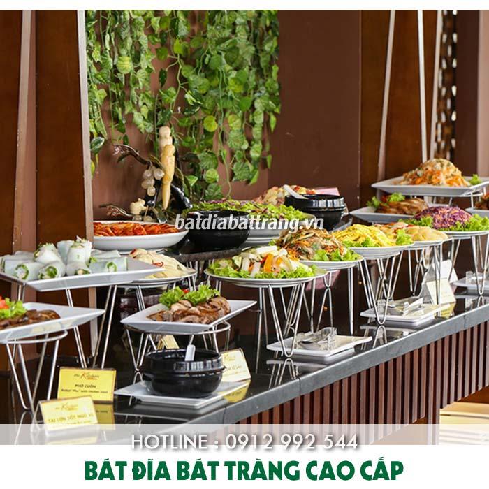 Các vật dụng cần mua khi mở nhà hàng quán ăn, nhà hàng buffet