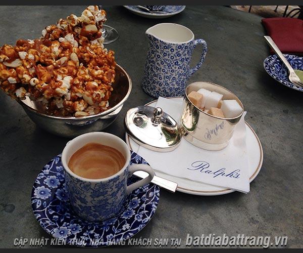 Tea Break tại khách sạn - Các ý tưởng phục vụ tiệc Tea Break