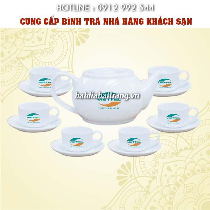 Xưởng sản xuất, cung cấp bình tách trà nhà hàng tại Hà Nội