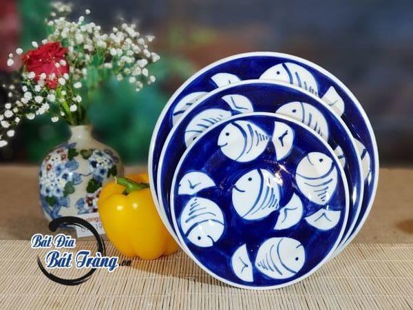 Bạn đang tìm địa chỉ xưởng sản xuất bát đĩa Bát Tràng? Bạn muốn đặt mua bát đĩa dùng cho gia đình, bộ bát đĩa đẹp làm quà tặng.