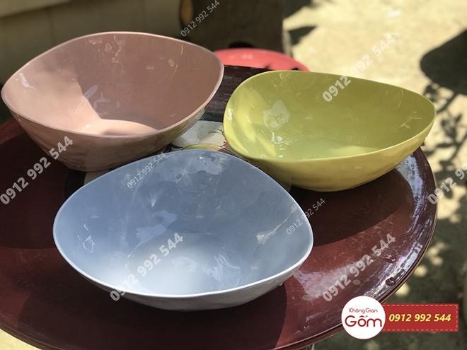 Đặc điểm của các sản phẩm đựng mứt tết gốm sứ