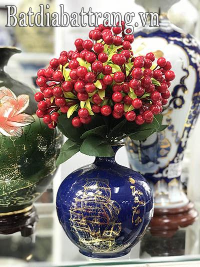 Các loại bình cắm hoa tết tphcm
