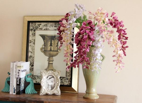 Cách đặt bình hoa đúng phong thủy