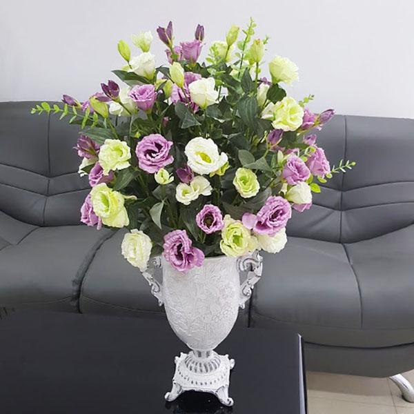 Bình cắm hoa Cát Tường ngày Tết quận 1