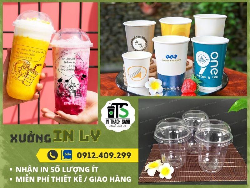 Chọn ly nhựa dùng 1 lần có nhiều ưu điểm và tiện lợi cho khách hàng