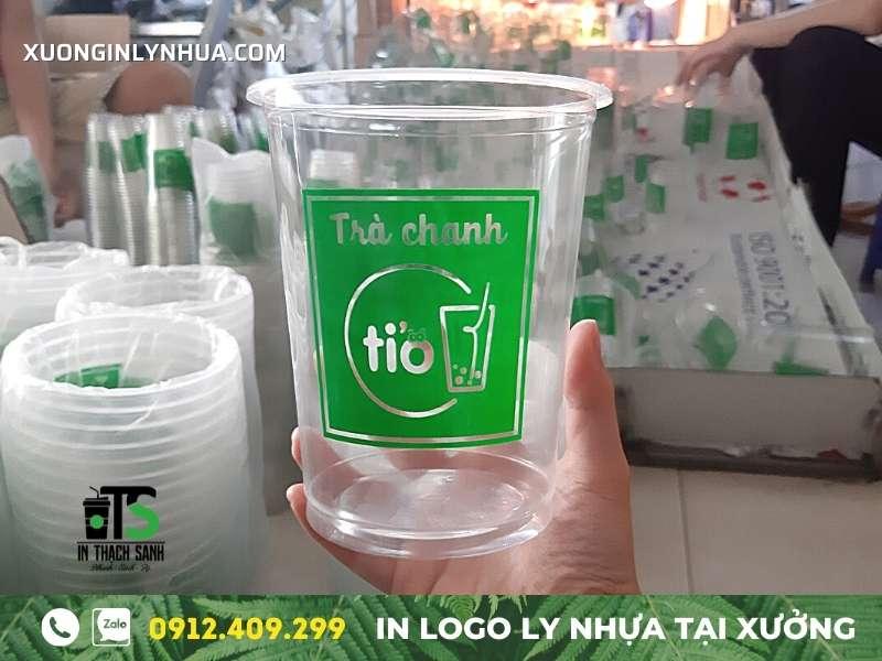 Làm thế nào để đặt in ly nhựa cafe tại Thạch Sanh?